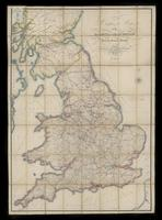 Cheffins' map of the railways in Great Britain : from the ordnance surveys.